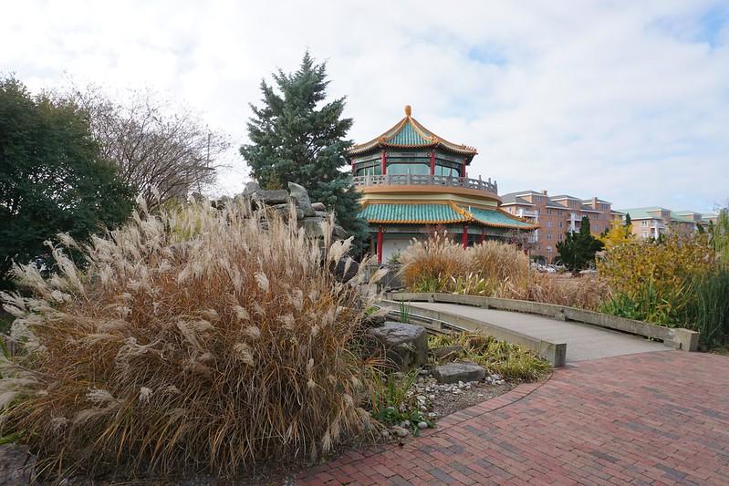 Taiwan Friendship Pavilion in Norfolk, Va., Nov. 2019