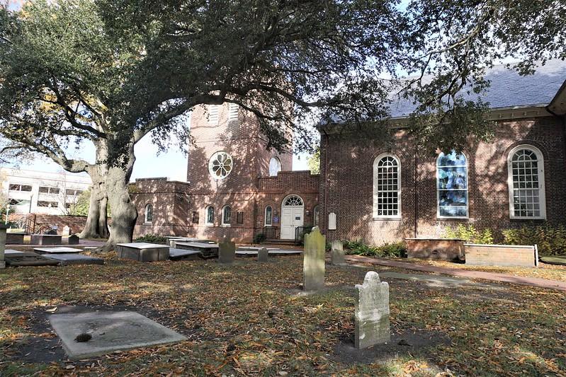 St. Paul's Episcopal Church - Norfolk, Va., Nov. 2019