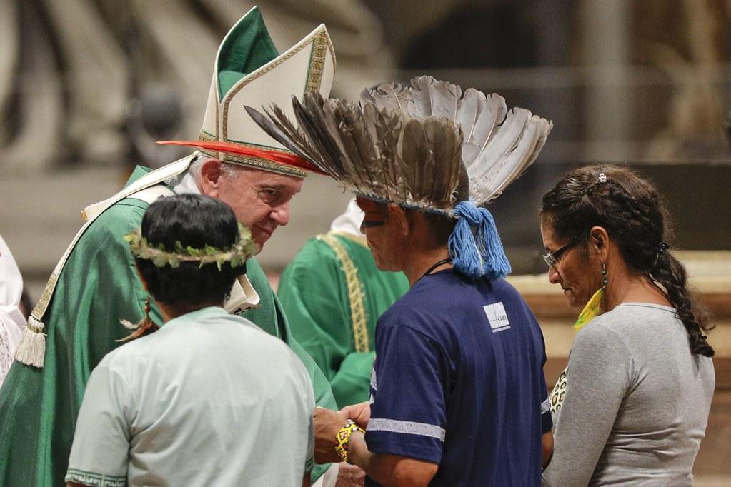 """""""Querida Amazonia"""", exhortación del Papa sobre el último Sínodo"""