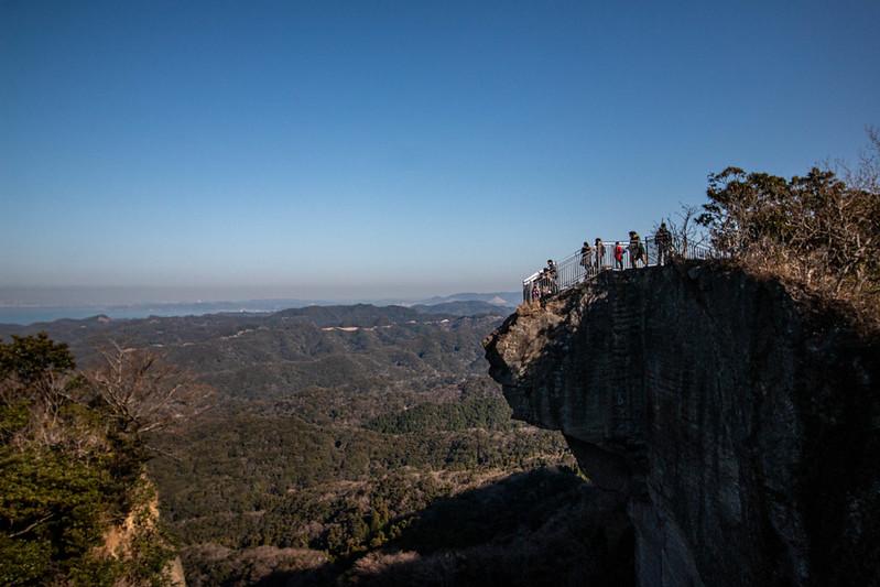 鋸山の登山