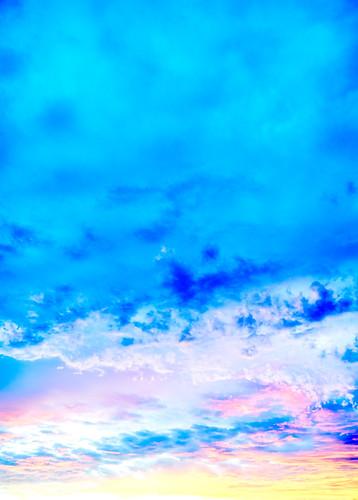 luminosity7 nikond850 launceston tasmania australia photoart sunsetsky rainbowinfragments skyalbum1979 colourpalette pastels marcchagall