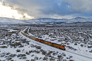 Snow at Skull Valley, AZ Dec 2019