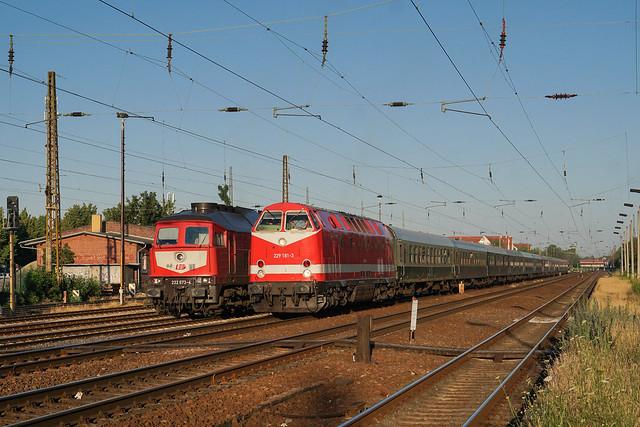 229 181 Cargo Logistik Rail-Service GmbH | Leipzig-Wiederitzsch | Juni 2019