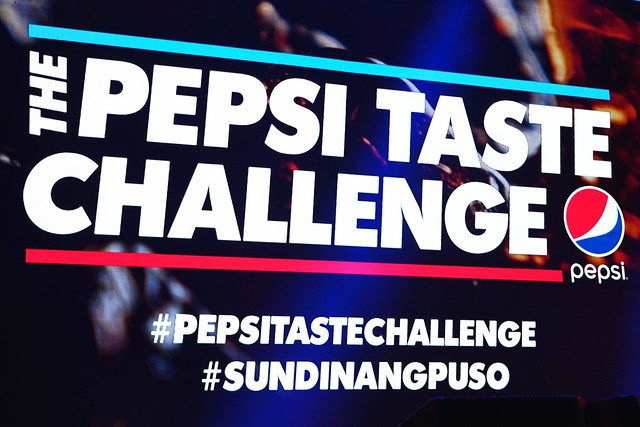 Pepsi Event - PepsiTasteChallenge 9