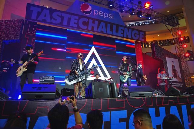 Pepsi Event - PepsiTasteChallenge 1