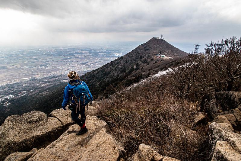 筑波山の女峰山