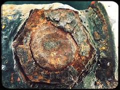 tiempos de hierro oxidado / times of old rusty iron  (由  toni jara