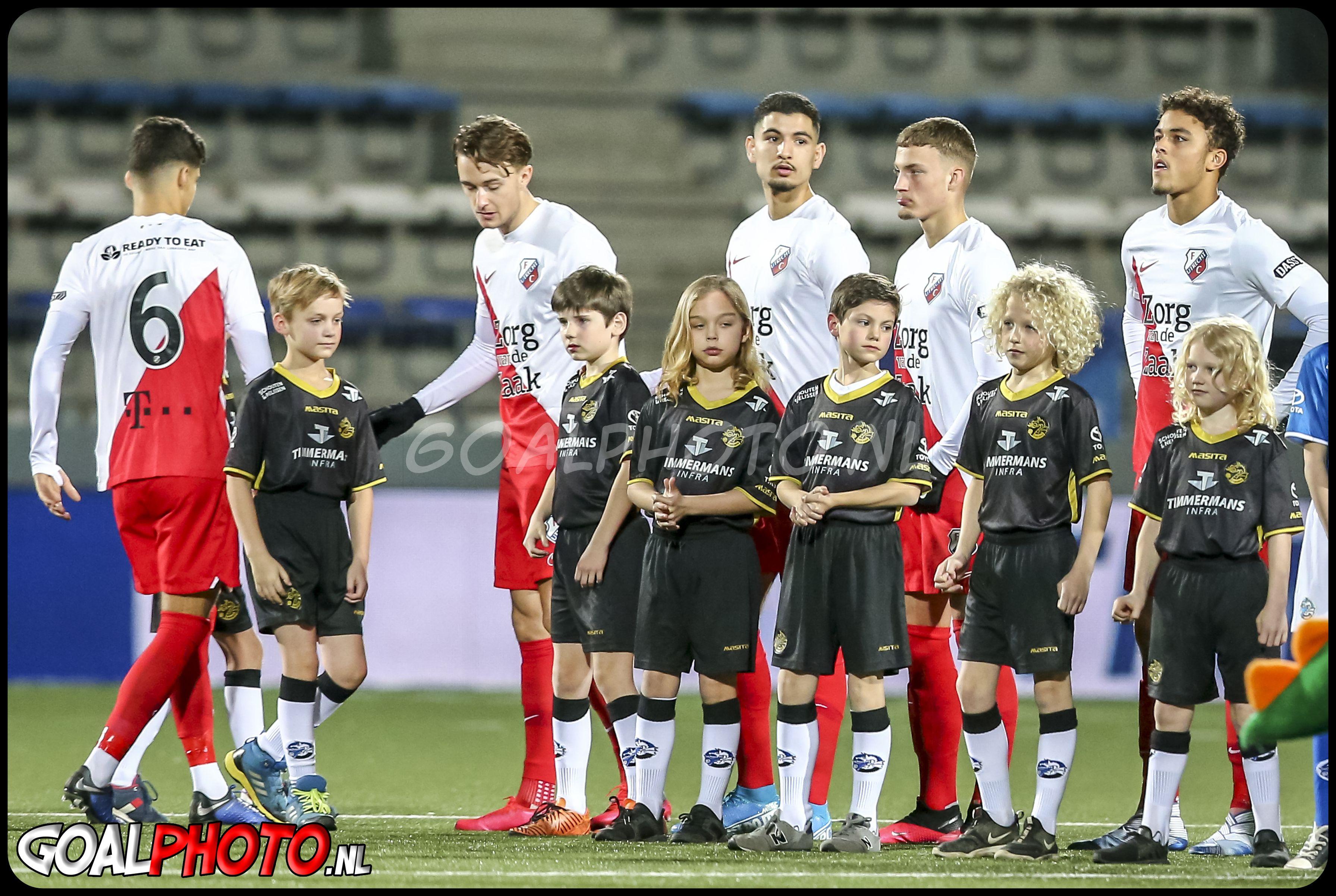 FC Den Bosch - Jong FC Utrecht 14-02-2020