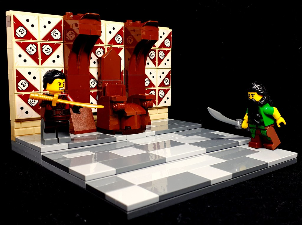 Throne Room Duel