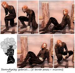 Serendipity: gabriel... @ Redeux