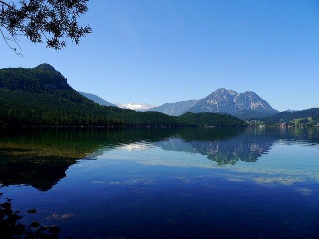 Altausseer See / Lake Altaussee