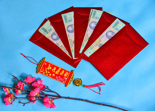 Lunar New Year gifts for for prosperity and luck