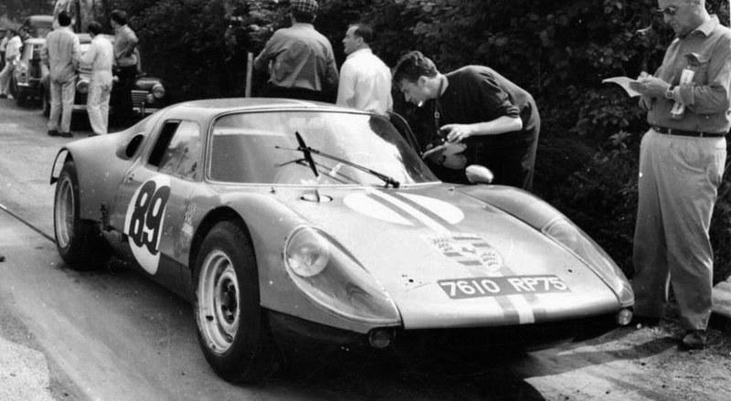 Porsche  904 Carrera GTS ( 904-045 ) 1964 49537552897_ca73c31774_c
