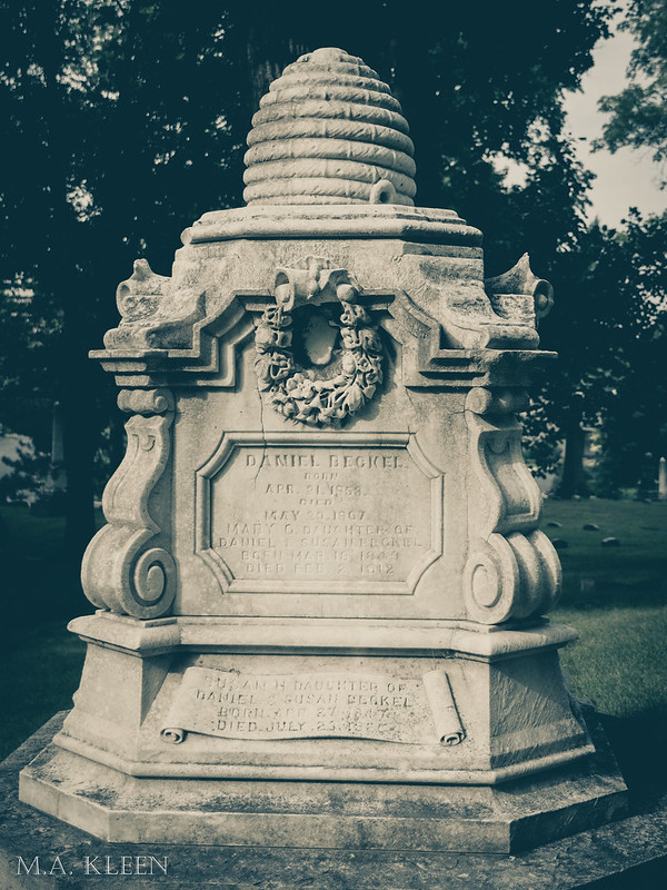 Daniel Beckel (1813-1862)