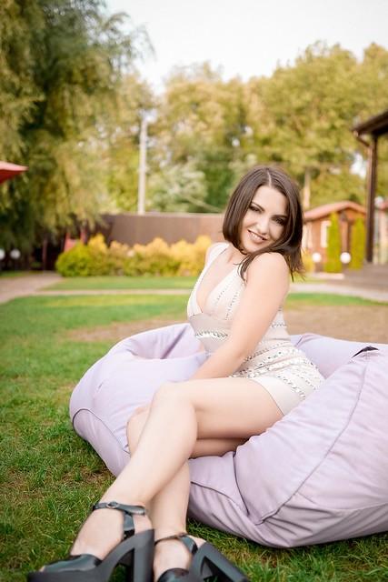 Baby Elizaveta, age 21