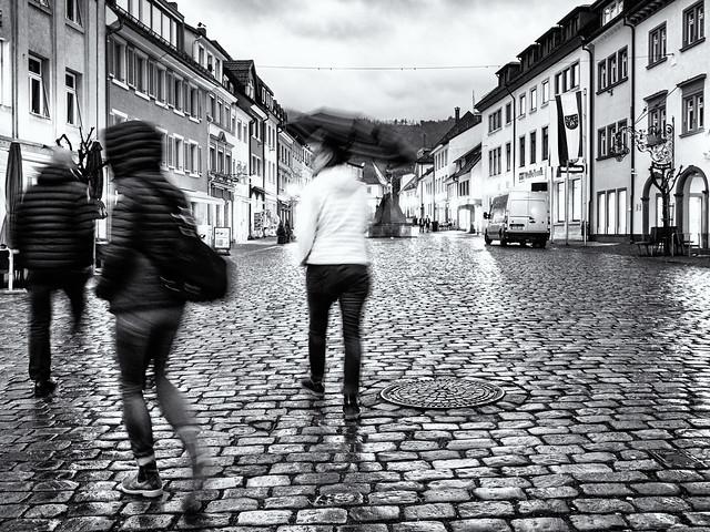 City Walk...