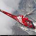 HB-ZVS  -  Aerospatiale AS350B3 Ecureuil  -  Air Zermatt  -  Off Airport (Swiss Alps) 20-8-18
