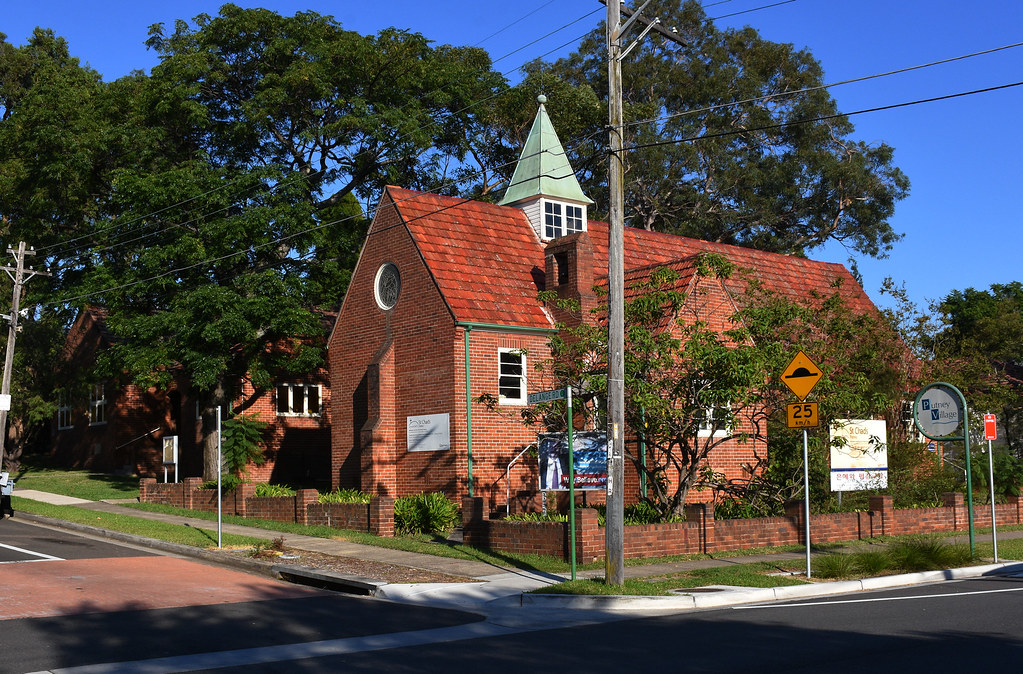St Chad's Church, Putney, Sydney, NSW.