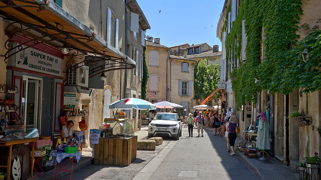 The magic of a small city from the Luberon