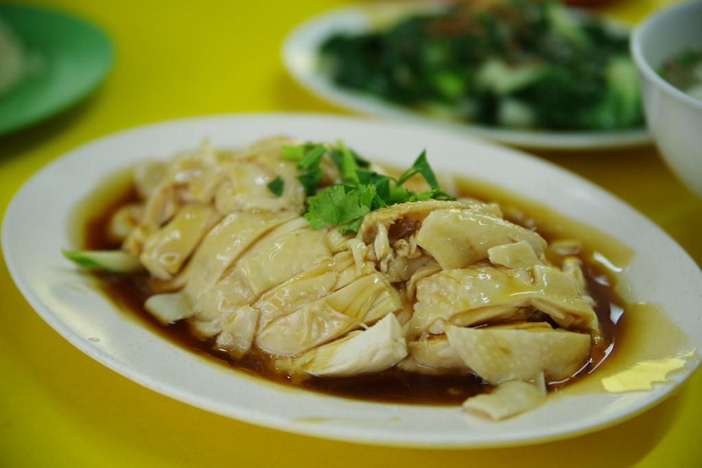 Shen Ji Chicken Rice