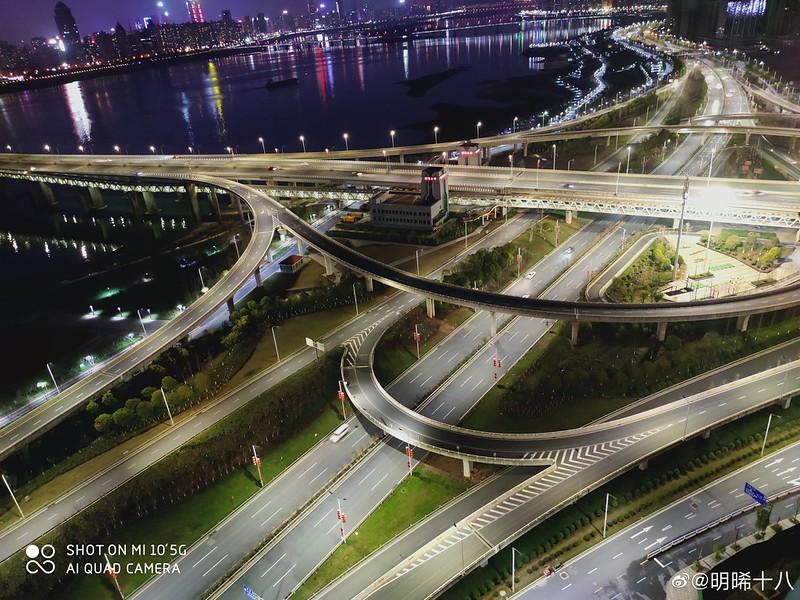 Ο δρόμος noche Xiaomi Mi 10