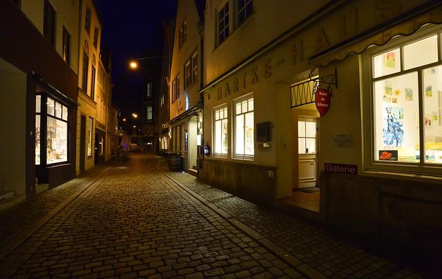 Bremen - Am Landherrnamt