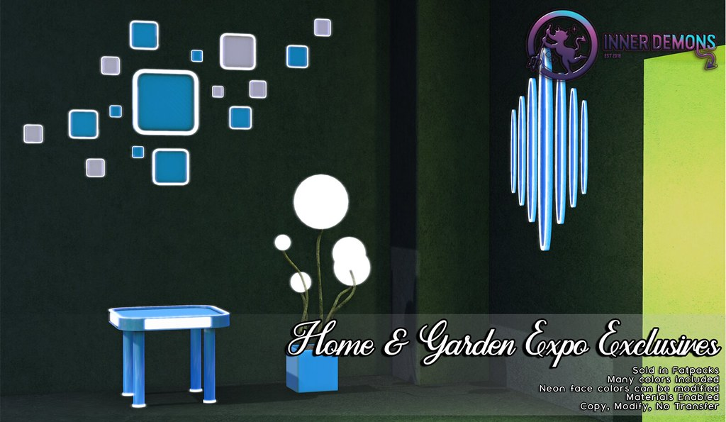 {ID} Home & Garden Expo Exclusives