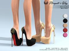 Mosquito's Way - Alicia [ MiniPack ]
