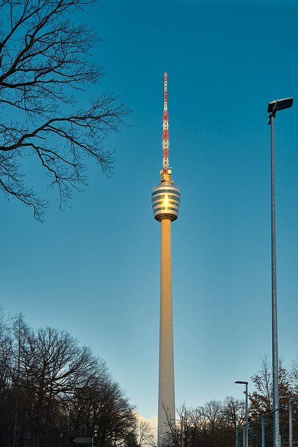 Fernsehturm, Stuttgart