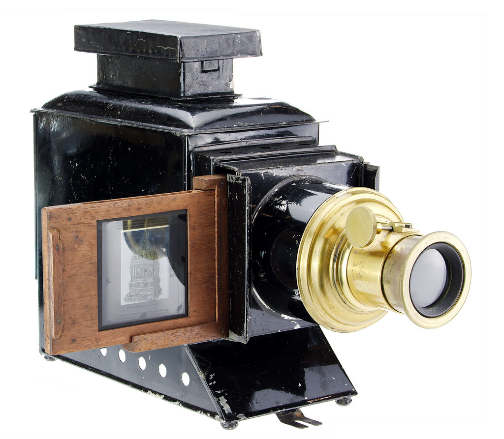 Magic Lantern - Large Slide Projector