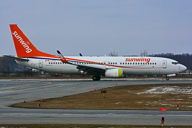 C-FFVJ (Sunwing - Smartwings)