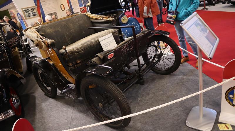 Bugatti électrique type 56 châssis 56110 ex famille VIOLET socièté BYRRH  49538609133_b627892c55_c