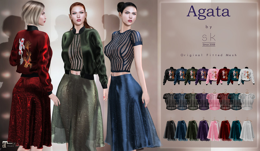 Agata by SK poster