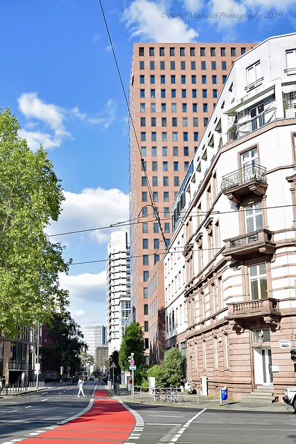 Cityscape : Frankfurt