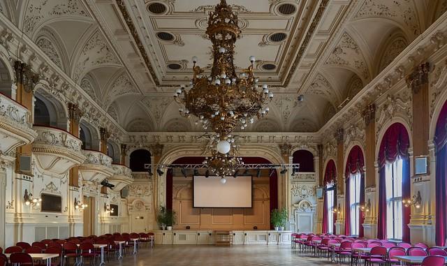 Palais Kaufmännischer Verein, Linz