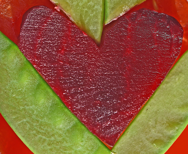May peas hug your heart beet and red pep permeates your being.