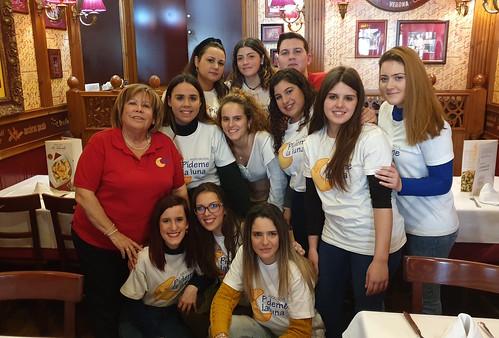 La grandeza del voluntariado. Febrero 2020