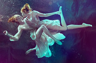 Underwater Photography Advertising Cologne