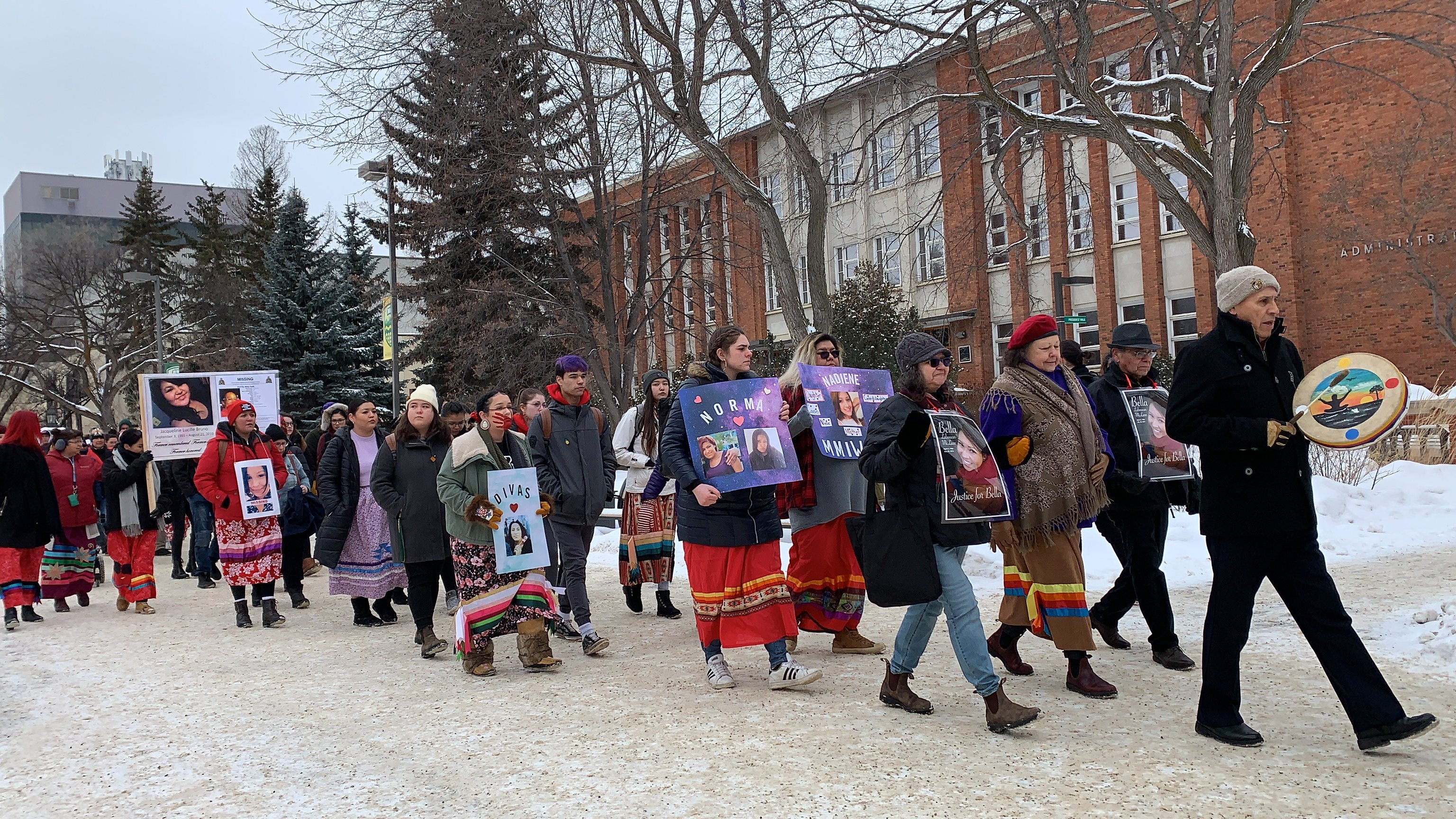 U of A Walk for MMIWG 2020
