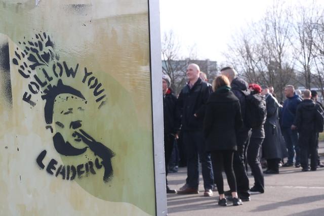 Neonazi-Gedenkmarsch Dresden