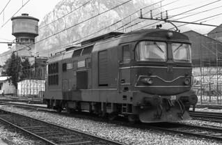 FS D 343.2001 Lecco 15/03/1981. Foto Roberto Trionfini
