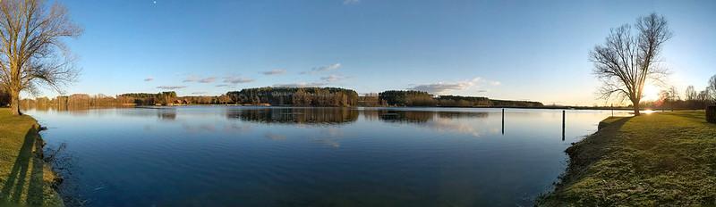 Der Rothsee.
