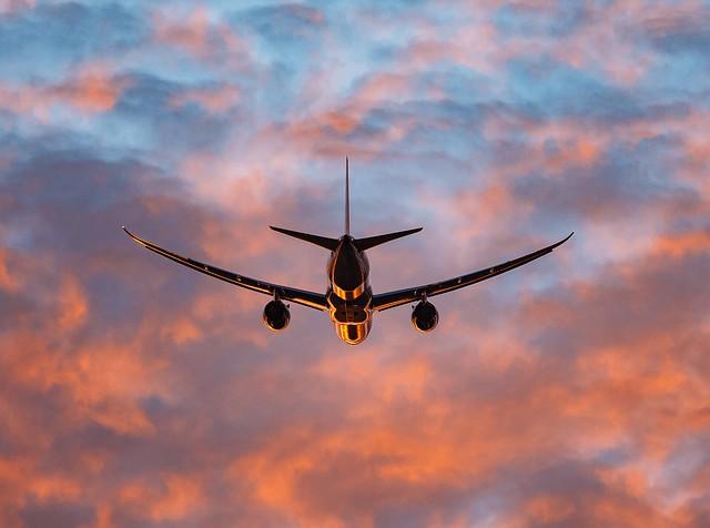 B 787 Dreamliner