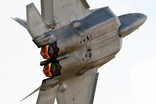 F-22 Raptor / RIAT 2010