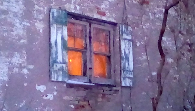 Candle in the window! - HWW Menominee Michigan