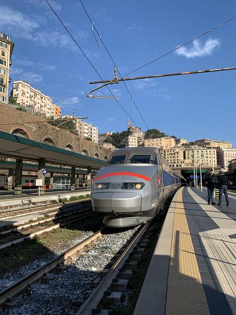 TGV pour Vintimille