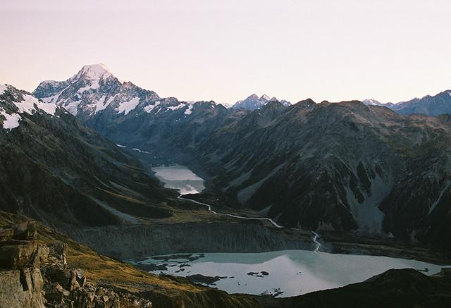 Mount Cook Sunrise