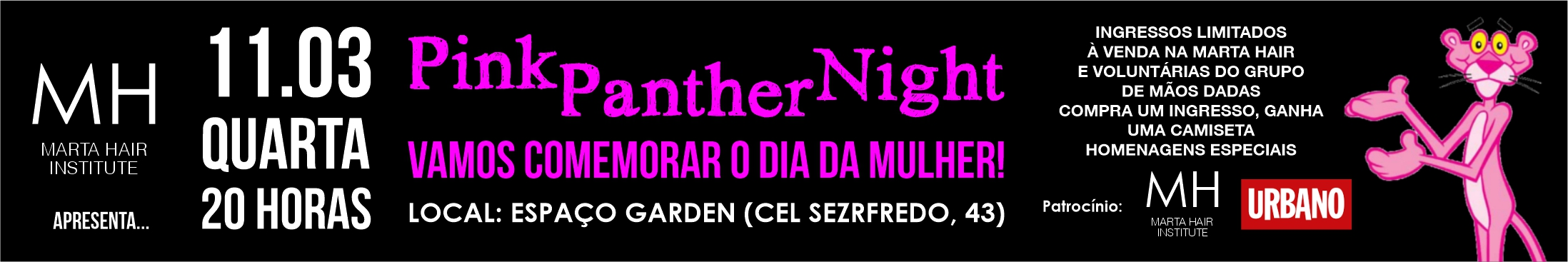 11-03-2020 - Pink Panther Night