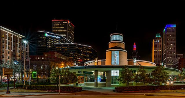 Tulsa MTTA Terminal