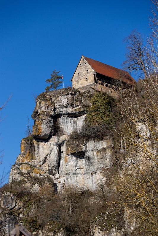Burg Pottenstein.